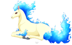 Ponyta Shiny by Vialir