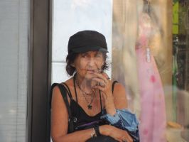 the lady with the cigars by amitm123