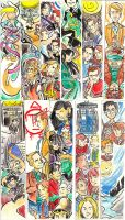 Fandom bookmarks by dances-with-hipsters
