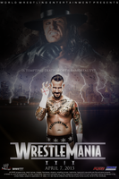 WWE: Wrestlemania 29 by PainSindicate