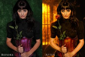 Before-After by SummerDreams-Art