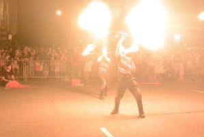Ignite the Night Fire/Food Fest, Billowing Fire by Miss-Tbones