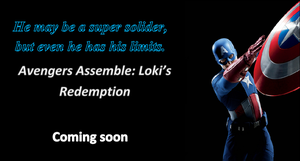 Avengers Assemble Loki's Redemption poster 7 by Purewhitedevil