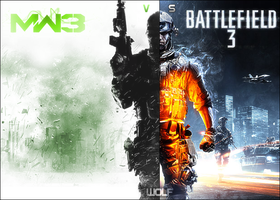bf3 vs mw3 by d7mey