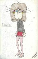 Character #7: Renee by gretzelboy89
