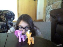 Ponies! (Distrubed Linny is not inclued!) by Linny235