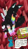Illusion of Candyland by UtterPsychosis