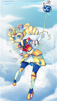 Future Valkyrie Sailor Moon by GDBee