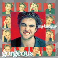 Robert Pattinson - Gorgeous by daaniieeCullen