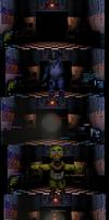 What happens when the Flashlight is on. 5 by tails-fangirl