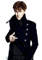 Benedict Cumberbatch by Momiji95