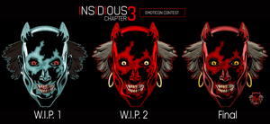 Insidious Chapter 3: Emoticon Contest Versions by newhere