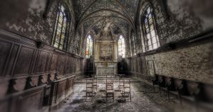 Rose Chapel by DimitriKING