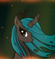 Queen Chrysalis [2] by SunnyDREAMpony