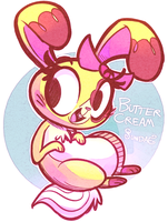 Buttercream Sundae by Mister-Markers