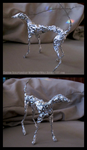 Foil Doggy - WIP by WildSpiritWolf