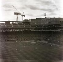 Fenway Park Circa 2007 by 7Kindustry