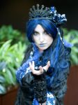 Aki Con 2012 - Princess Luna Close Up by Vega-Sailor-Cosplay