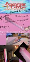 Fiona's Sword Tutorial part 2 by SugarplumFruitBerry