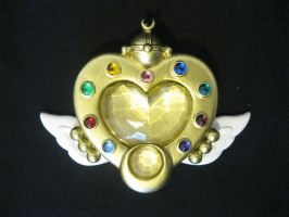 Eternal Moon Article Brooch by LiveSailorMoonMovie