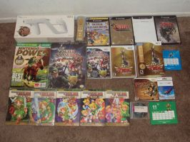 MY Zelda Collection by Zelda1987