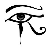 Eye of Horus by atlame
