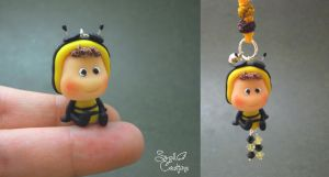 Bumble Bee Kid by SmallCreationsByMel