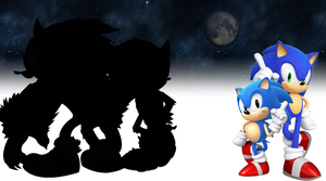 Two Werehogs one movie by pepsiboy3