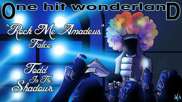 OHW: Rock Me Amadeus by TheButterfly
