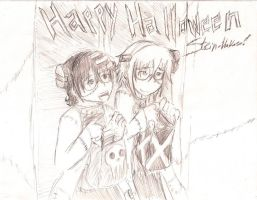 Happy Halloween Stein-Hakase by SoulEater-CrackGuild