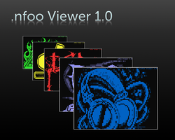 .nfoo Viewer 1.0 by MatthijsB