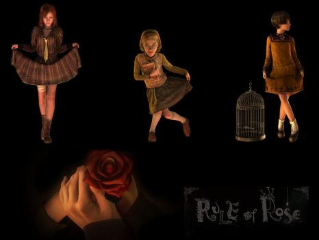 Rule of Rose by midnightskyes