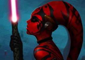 -- Darth Talon -- by wyv1