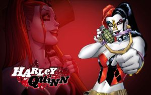 Harley Quinn! by Superman8193