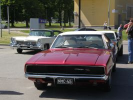 red charger RT by B-219