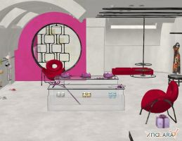 DOAX2 - Crystal Boutique by deexie