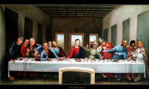 The Last Supper ? by unheimlich