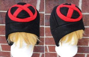 X-Men Hat - Red X by akiseo