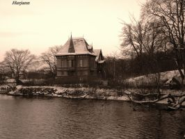 Enchanted house by herjansauga