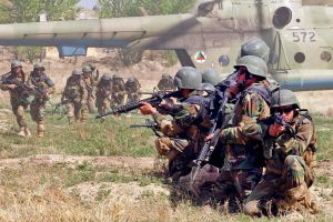Afghan Commandos by MilitaryPhotos