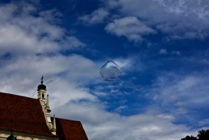 soap bubble by Armandacyd