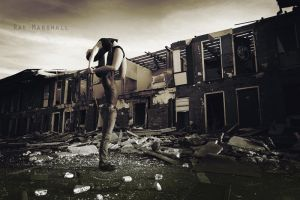 Lift me up when I am broken by raemarshall