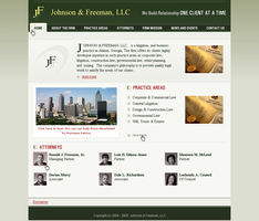 Johnson and Freeman LLC by outlines