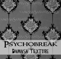 Psychobreak Ruvik inspired Damask texture preview by Kurumii-chan