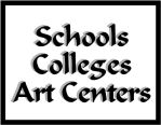Schools, Colleges, Art Centers by ArtistsHospital