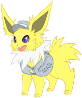 Jolteon by Uluri