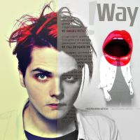 Gerard Way O2 by FeeDouce