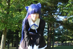 Stocking Cosplay by TheEmoRagDoll