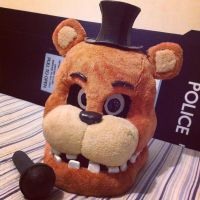 Withered Freddy Fursuit Head!!! by D3D53C