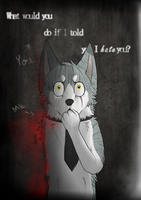 what would i DO..? by Kahv-ee